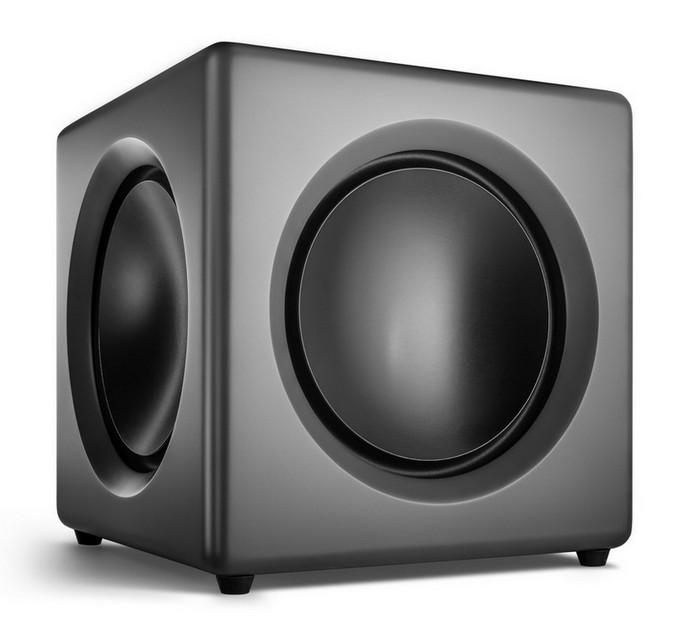 Wavemaster Fusion Stone - šedý monolit plný basové energie