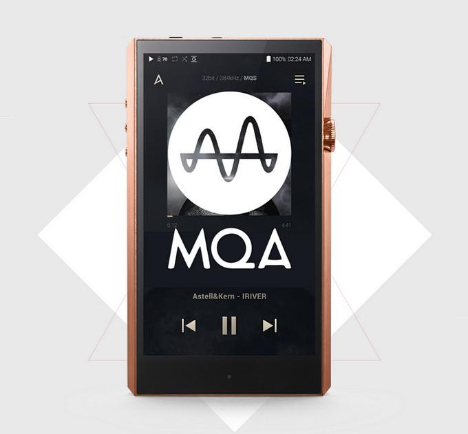 Astell&Kern nově s podporou MQA streamování