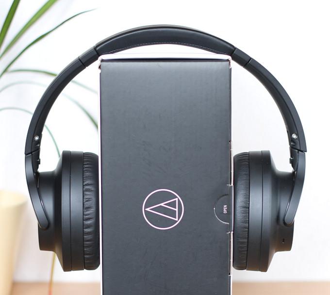 Bezdrátová Audio-Technica ATH-ANC700BT s potlačením hluku pod 6 tisíc