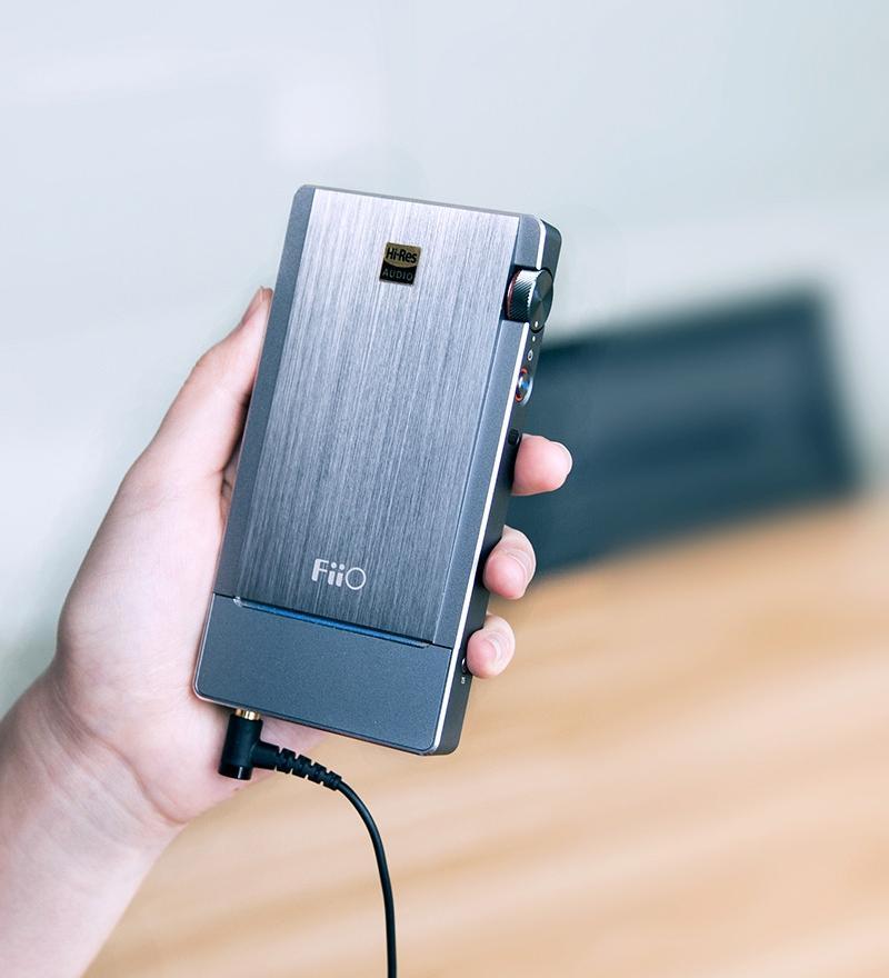FiiO Q5 - královský DAC / AMP pro nejnáročnější uživatele