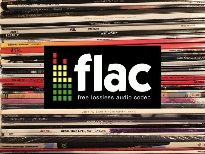 Kde a jak kupovat hudbu ve formátu FLAC