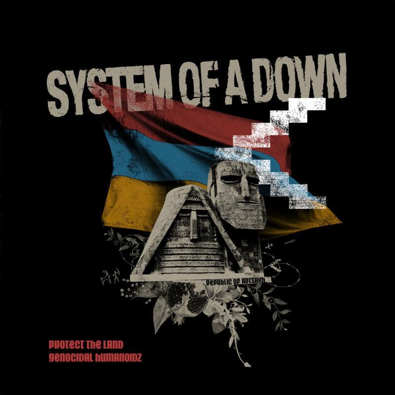 System of a Down vydávají protiválečné mini EP