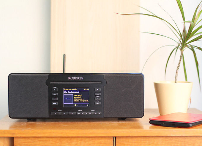 Roberts Radio Stream 65i - jak nejlépe poslouchat rádio v roce 2018