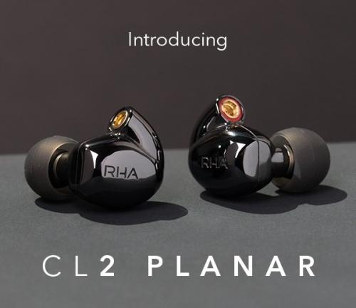 RHA připravuje magnetoplanární In-Ear sluchátka CL2