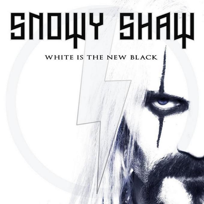 ​Snowy Shaw - White Is The New Black