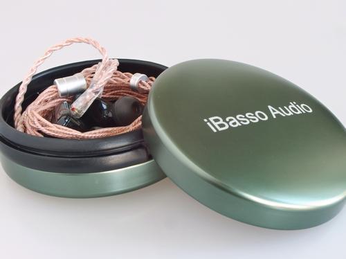Recenze in-ear sluchátek iBasso IT01