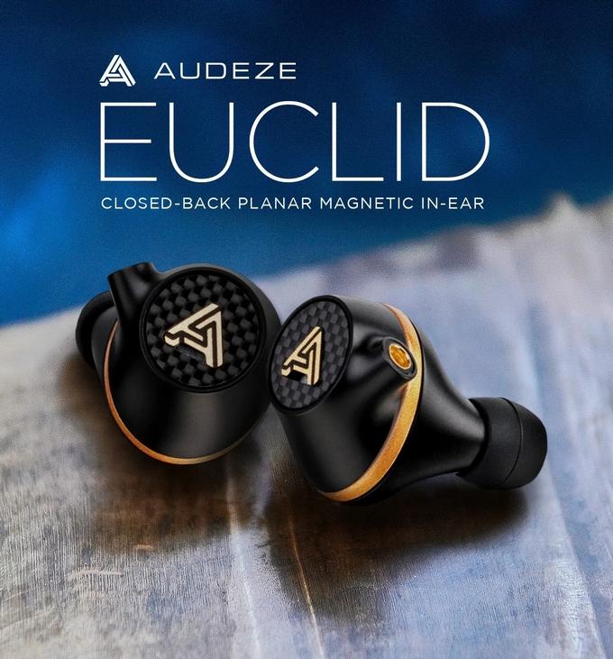 Audeze Euclid - první uzavřený in-ear model značky je tady
