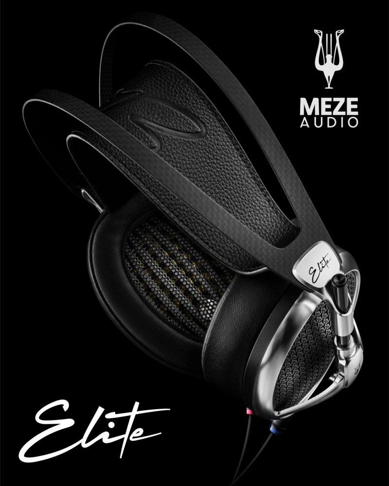 Meze Audio Elite  |  dojít dál než všichni ostatní