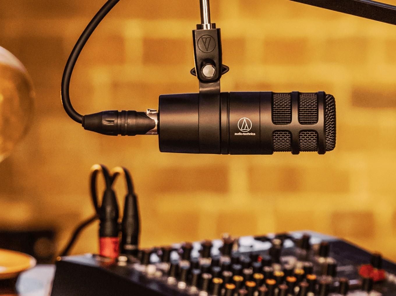Audio-technica AT2040, nový mikrofonový hit značky?